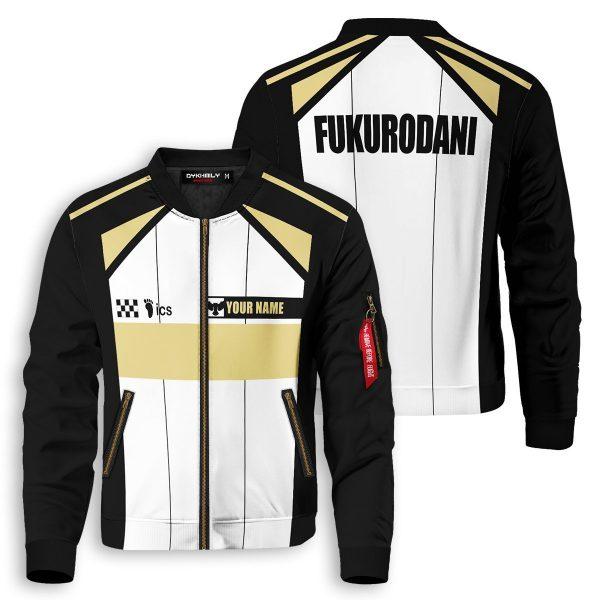 personalized f1 fukurodani bomber jacket 122822 - Anime Jacket
