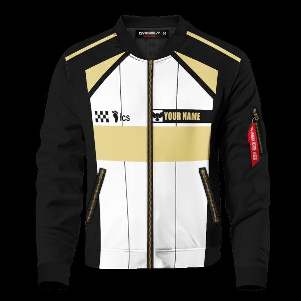 personalized f1 fukurodani bomber jacket 369451 - Anime Jacket