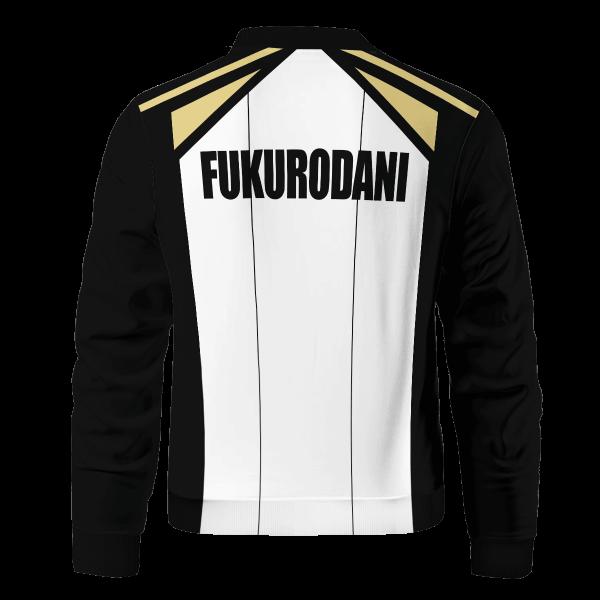 personalized f1 fukurodani bomber jacket 726506 - Anime Jacket