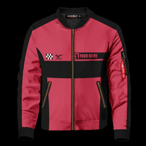 personalized f1 nekoma bomber jacket 185832 - Anime Jacket