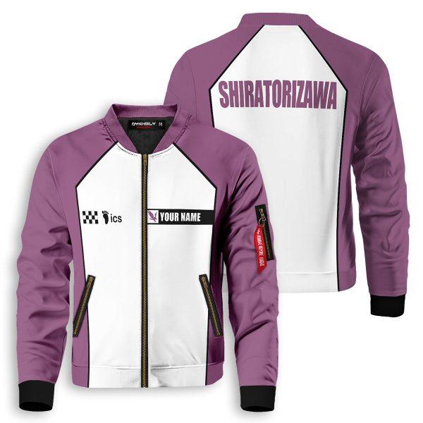 personalized f1 shiratorizawa bomber jacket 424112 - Anime Jacket