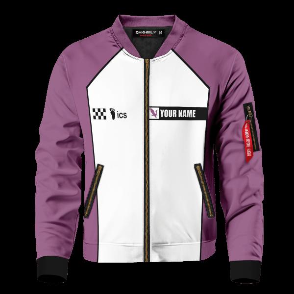 personalized f1 shiratorizawa bomber jacket 435119 - Anime Jacket