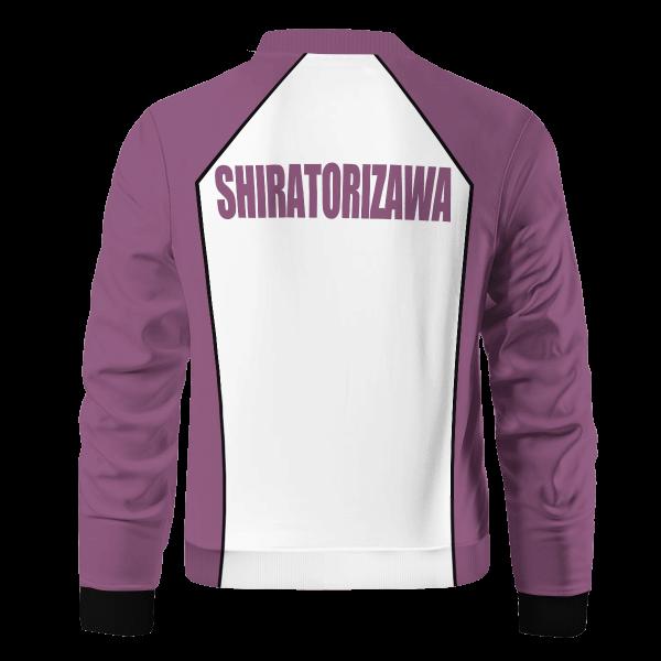 personalized f1 shiratorizawa bomber jacket 642219 - Anime Jacket