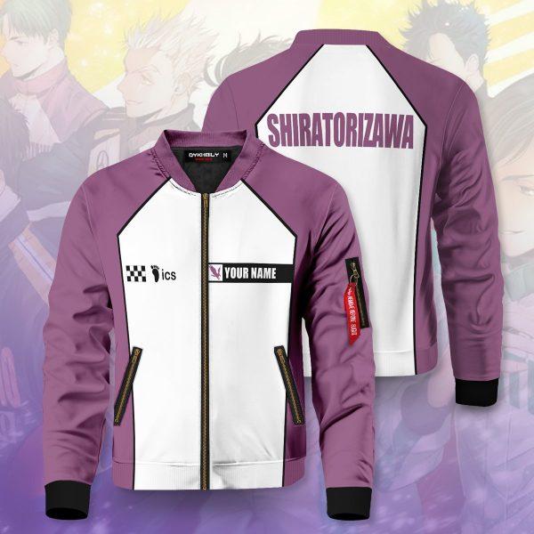 personalized f1 shiratorizawa bomber jacket 880247 - Anime Jacket