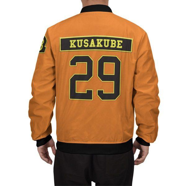 personalized fire force company 8 bomber jacket 952322 - Anime Jacket