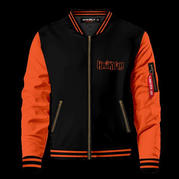personalized flightless crows bomber jacket 876529 - Anime Jacket