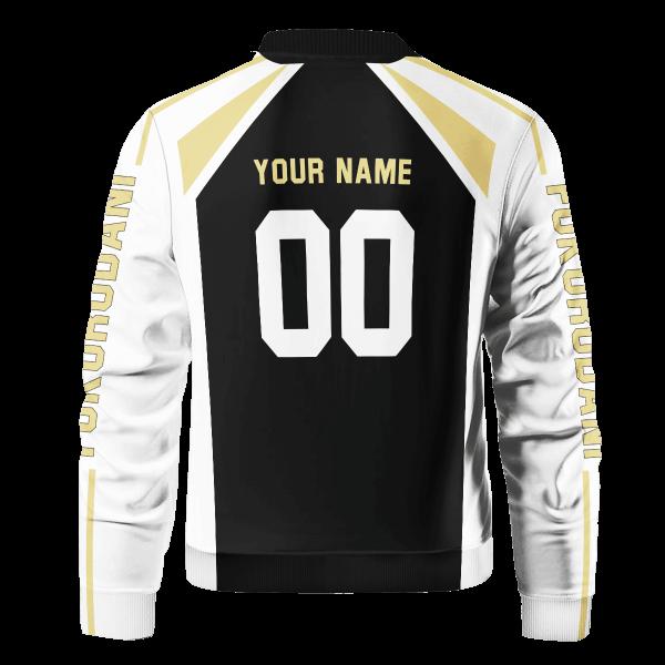 personalized fukurodani libero bomber jacket 613922 - Anime Jacket