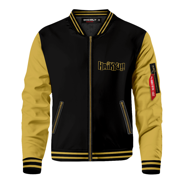 personalized fukurodani strongest from the east bomber jacket 816205 - Anime Jacket