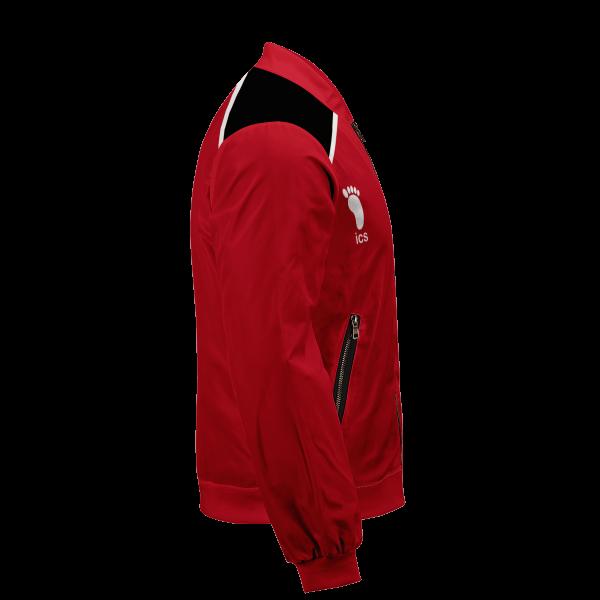 personalized haikyuu national team bomber jacket 622280 - Anime Jacket