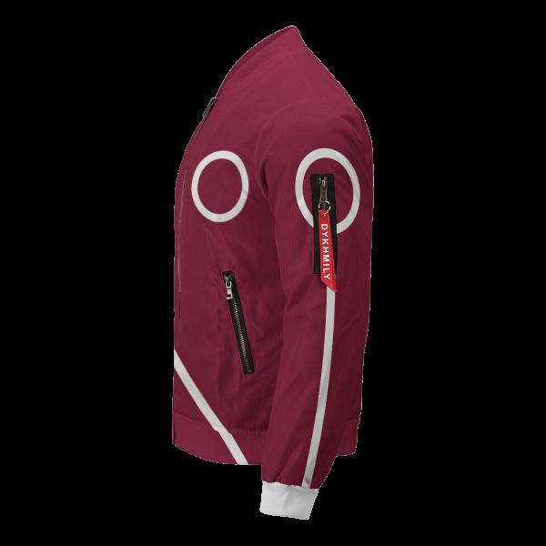 personalized haruno clan bomber jacket 102302 - Anime Jacket