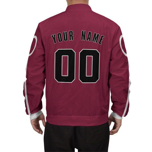 personalized haruno clan bomber jacket 310572 - Anime Jacket