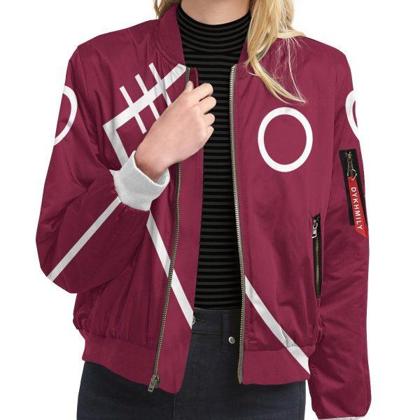 personalized haruno clan bomber jacket 455094 - Anime Jacket