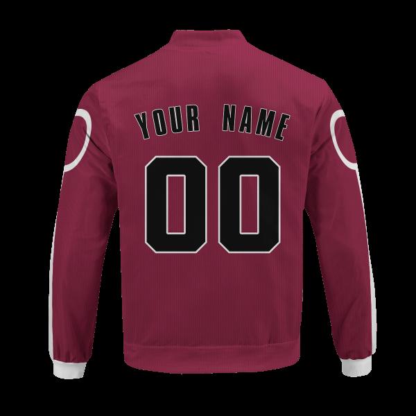 personalized haruno clan bomber jacket 501301 - Anime Jacket