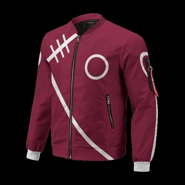 personalized haruno clan bomber jacket 548818 - Anime Jacket