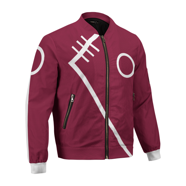 personalized haruno clan bomber jacket 774081 - Anime Jacket