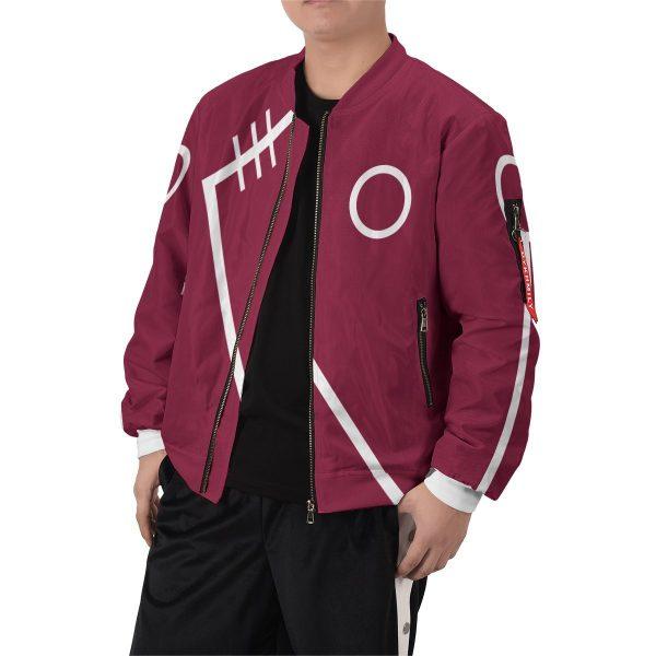 personalized haruno clan bomber jacket 819044 - Anime Jacket