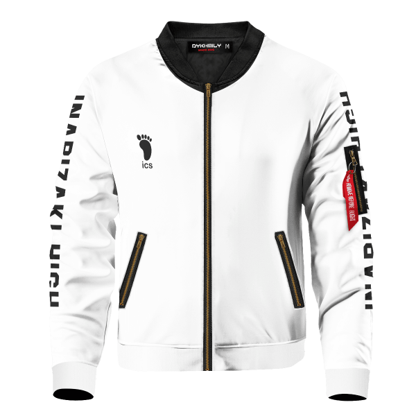 personalized inarizaki libero bomber jacket 679670 - Anime Jacket