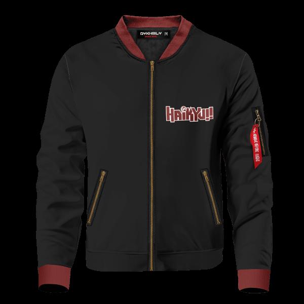 personalized inarizaki the strongest challenger bomber jacket 712730 - Anime Jacket