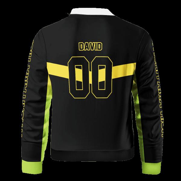 personalized itachiyama libero bomber jacket 918527 - Anime Jacket