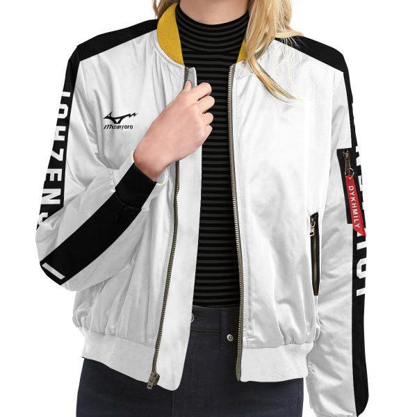 personalized johzenji libero bomber jacket 111858 - Anime Jacket
