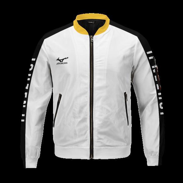 personalized johzenji libero bomber jacket 189502 - Anime Jacket