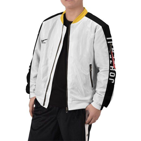 personalized johzenji libero bomber jacket 225457 - Anime Jacket