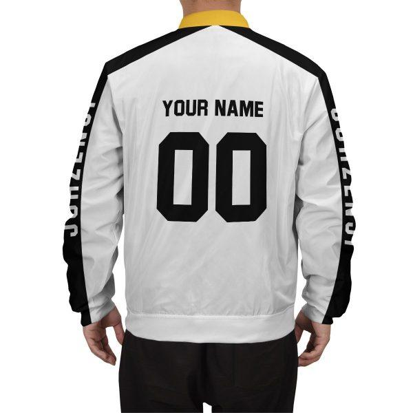 personalized johzenji libero bomber jacket 247675 - Anime Jacket