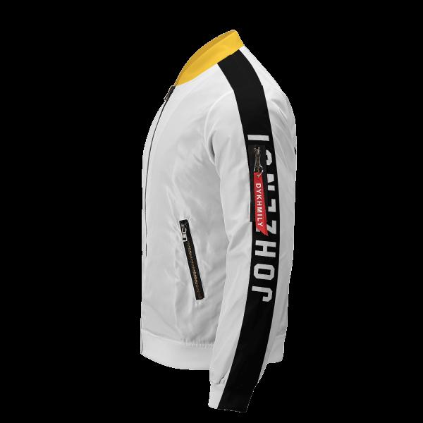 personalized johzenji libero bomber jacket 338348 - Anime Jacket