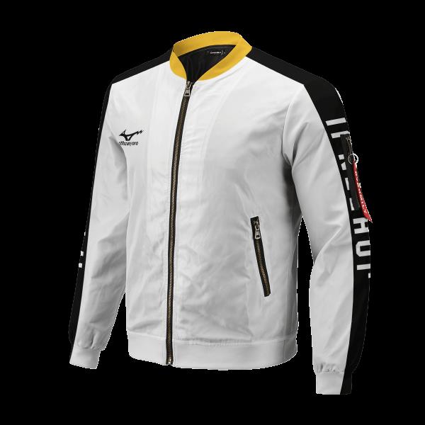 personalized johzenji libero bomber jacket 495402 - Anime Jacket