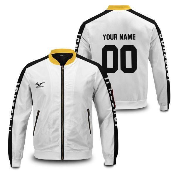 personalized johzenji libero bomber jacket 703391 - Anime Jacket