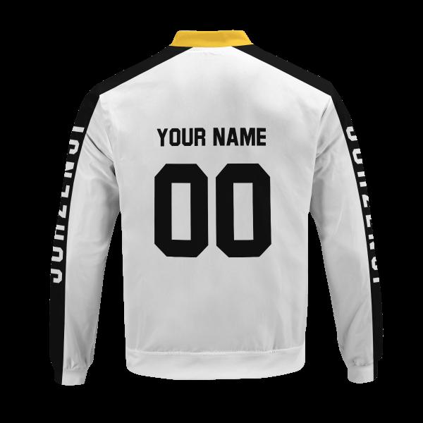 personalized johzenji libero bomber jacket 973442 - Anime Jacket