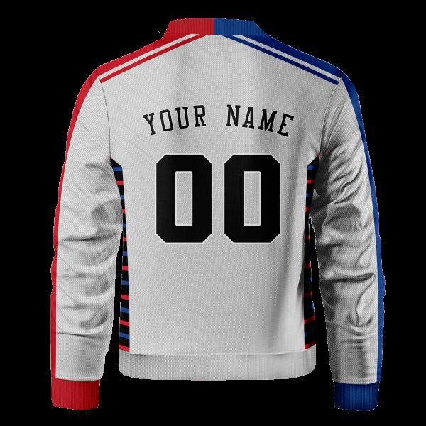 personalized los angeles pirates bomber jacket 110086 - Anime Jacket
