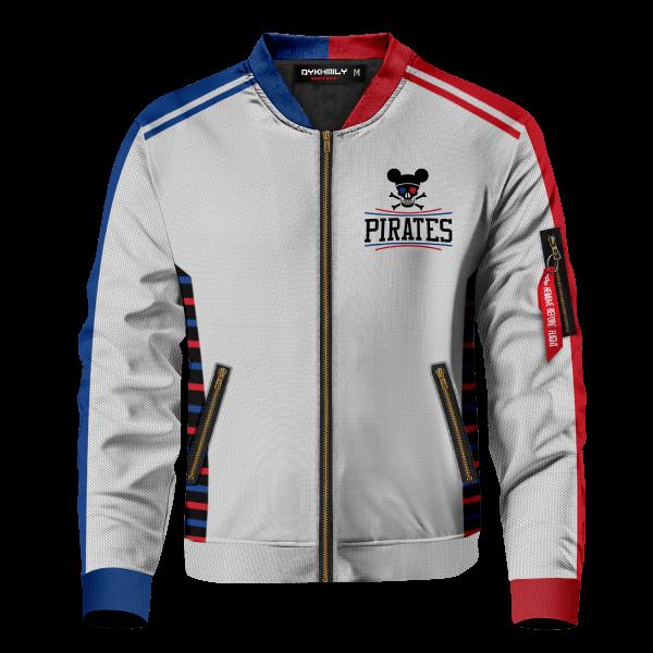 personalized los angeles pirates bomber jacket 807686 - Anime Jacket