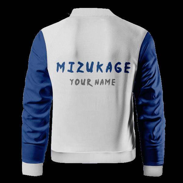 personalized mizukage bomber jacket 627927 - Anime Jacket