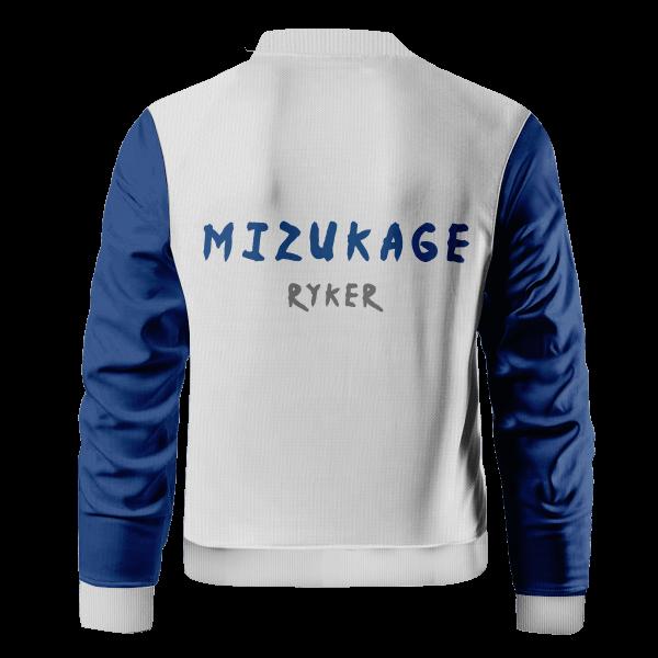 personalized mizukage bomber jacket 743575 - Anime Jacket