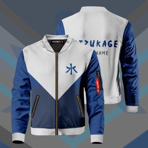 personalized mizukage bomber jacket 800592 - Anime Jacket