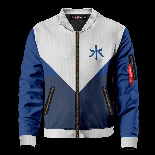 personalized mizukage bomber jacket 914722 - Anime Jacket