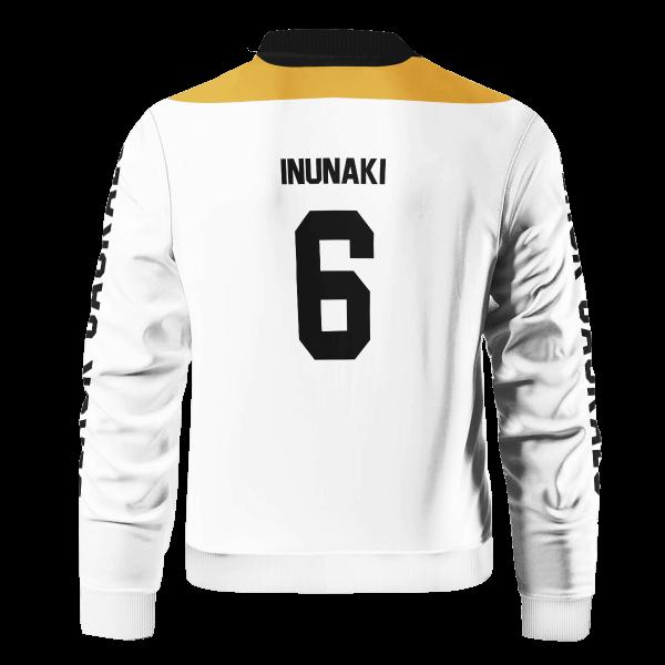 personalized msby black jackals libero bomber jacket 995621 - Anime Jacket