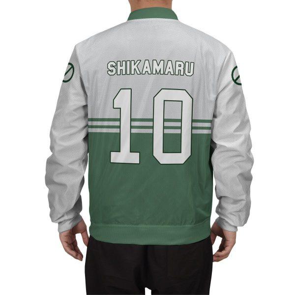 personalized nara clan bomber jacket 605739 - Anime Jacket
