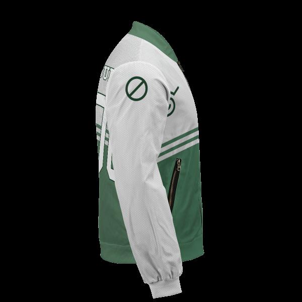 personalized nara clan bomber jacket 707764 - Anime Jacket