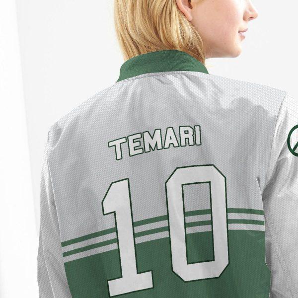 personalized nara clan bomber jacket 953998 - Anime Jacket