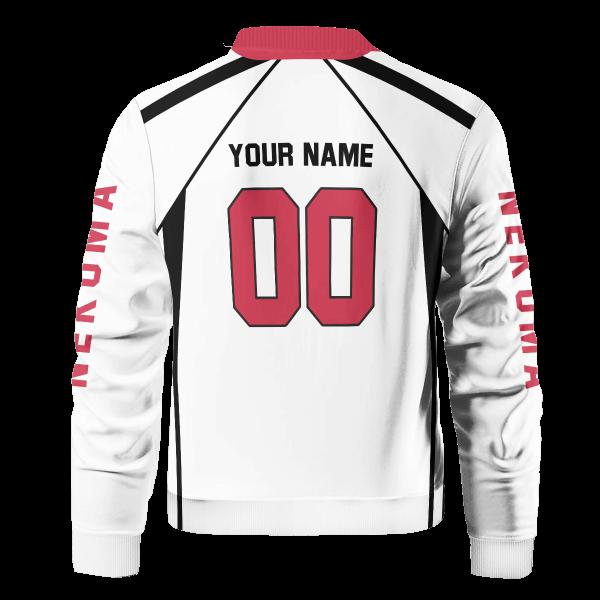 personalized nekoma libero bomber jacket 856093 - Anime Jacket