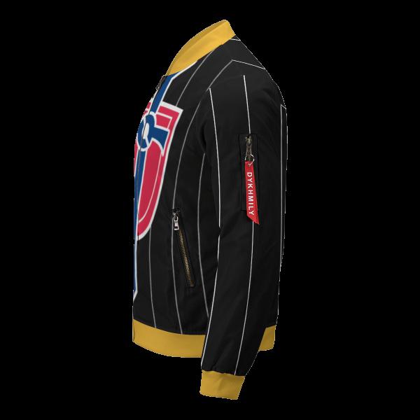 personalized pokemon champion uniform bomber jacket 192350 - Anime Jacket