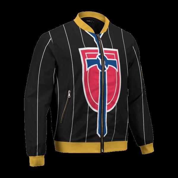 personalized pokemon champion uniform bomber jacket 307945 - Anime Jacket
