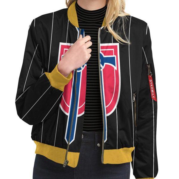 personalized pokemon champion uniform bomber jacket 369420 - Anime Jacket