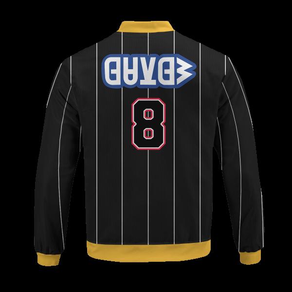personalized pokemon champion uniform bomber jacket 409022 - Anime Jacket