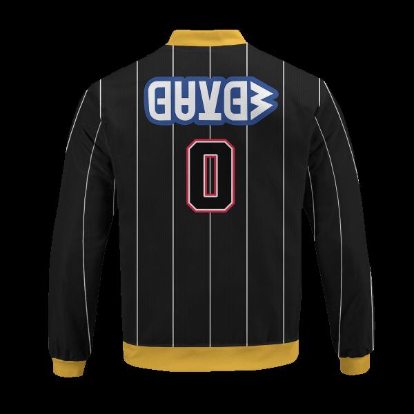 personalized pokemon champion uniform bomber jacket 421320 - Anime Jacket
