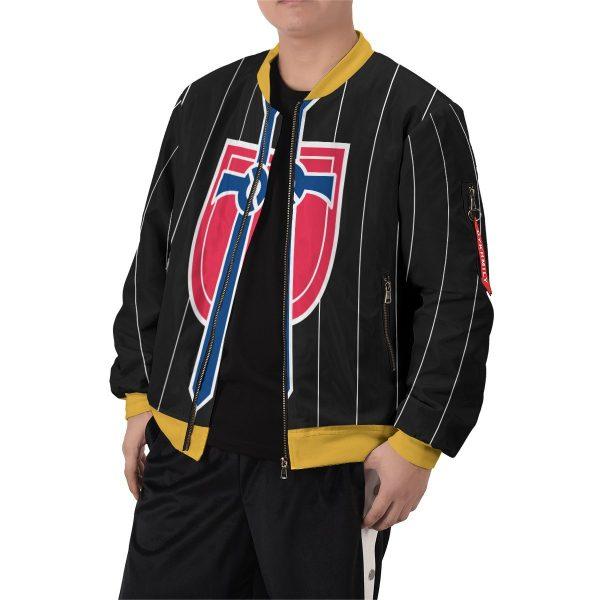 personalized pokemon champion uniform bomber jacket 437224 - Anime Jacket
