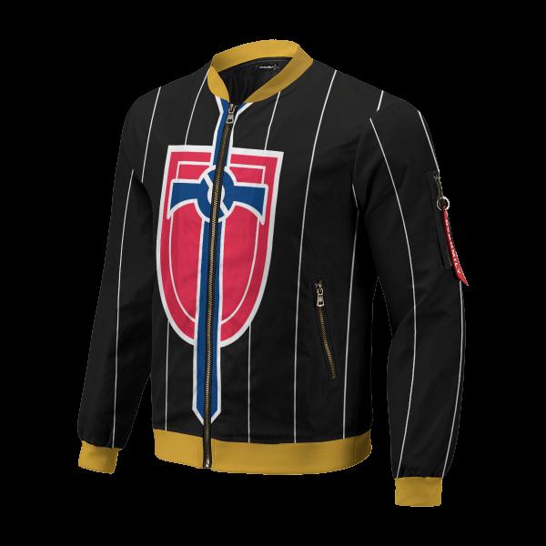 personalized pokemon champion uniform bomber jacket 438803 - Anime Jacket