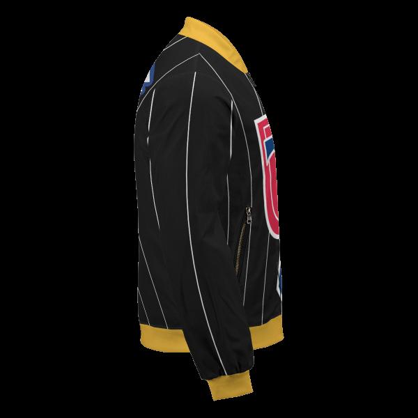 personalized pokemon champion uniform bomber jacket 453367 - Anime Jacket